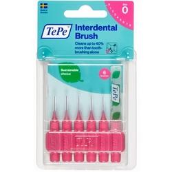 TePe Interdental Brush 0 Pink 6Pieces