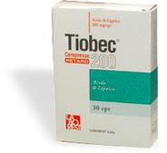 Tiobec 200 Retard Compresse 30,75g