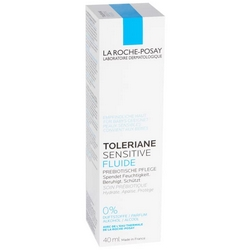 Toleriane Sensitive Fluide Prebiotic Moisturiser 40mL