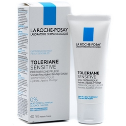 Toleriane Sensitive Normal Prebiotic Moisturiser 40mL