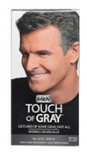 Touch of Gray Black-Gray 40mL