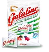 Galatine Tavolette al Latte con Yogurt e Frutti di Bosco 50g