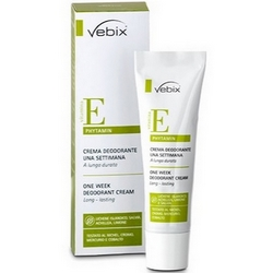 Vebix One Week Deodorant Cream 25mL