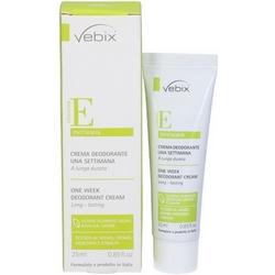 Vebix One Week Deodorant Cream 25mL