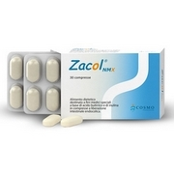 Zacol NMX Compresse 40,8g
