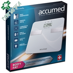 Image of Accumed Bilancia Pesapersone Elettronica Body Fat BF1201