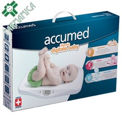 Image of Accumed Bilancia Digitale Baby WE300