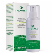 thotale deo spray adsorbente attivo 100ml - Pagina prodotto: https://www.farmamica.com/store/dettview.php?id=10217
