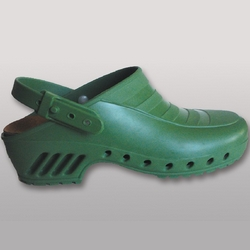 Rekordsan Sanitary Professional Clog Green 38 RC40 - Product page: https://www.farmamica.com/store/dettview_l2.php?id=10724