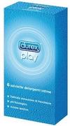 Durex Play Salviette Detergenti Intime - Pagina prodotto: https://www.farmamica.com/store/dettview.php?id=4507