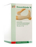 Dauerbinde K Heavy Bandage 12cmx7m - Product page: https://www.farmamica.com/store/dettview_l2.php?id=5659